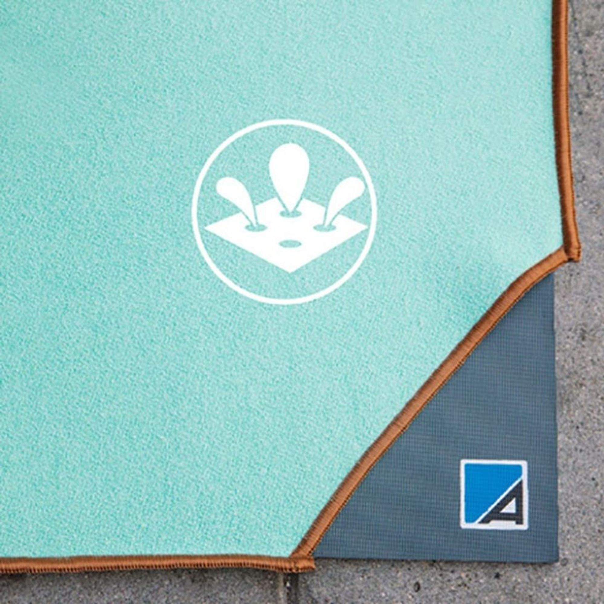 This Genius Towel Solves the Most Annoying Yoga Problem