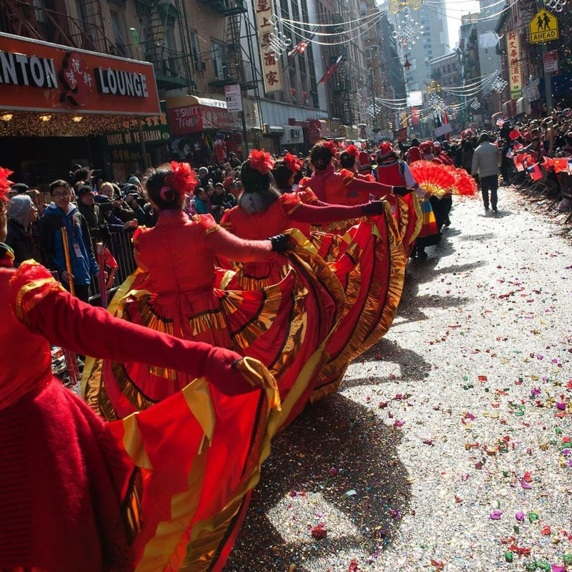 How to Celebrate Chinese New Year in (Almost!) Every State