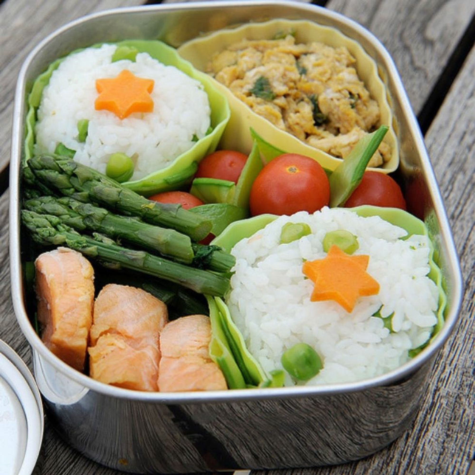 18 Easy Bento Box Lunches For The Ultimate Girl Boss Brit Co