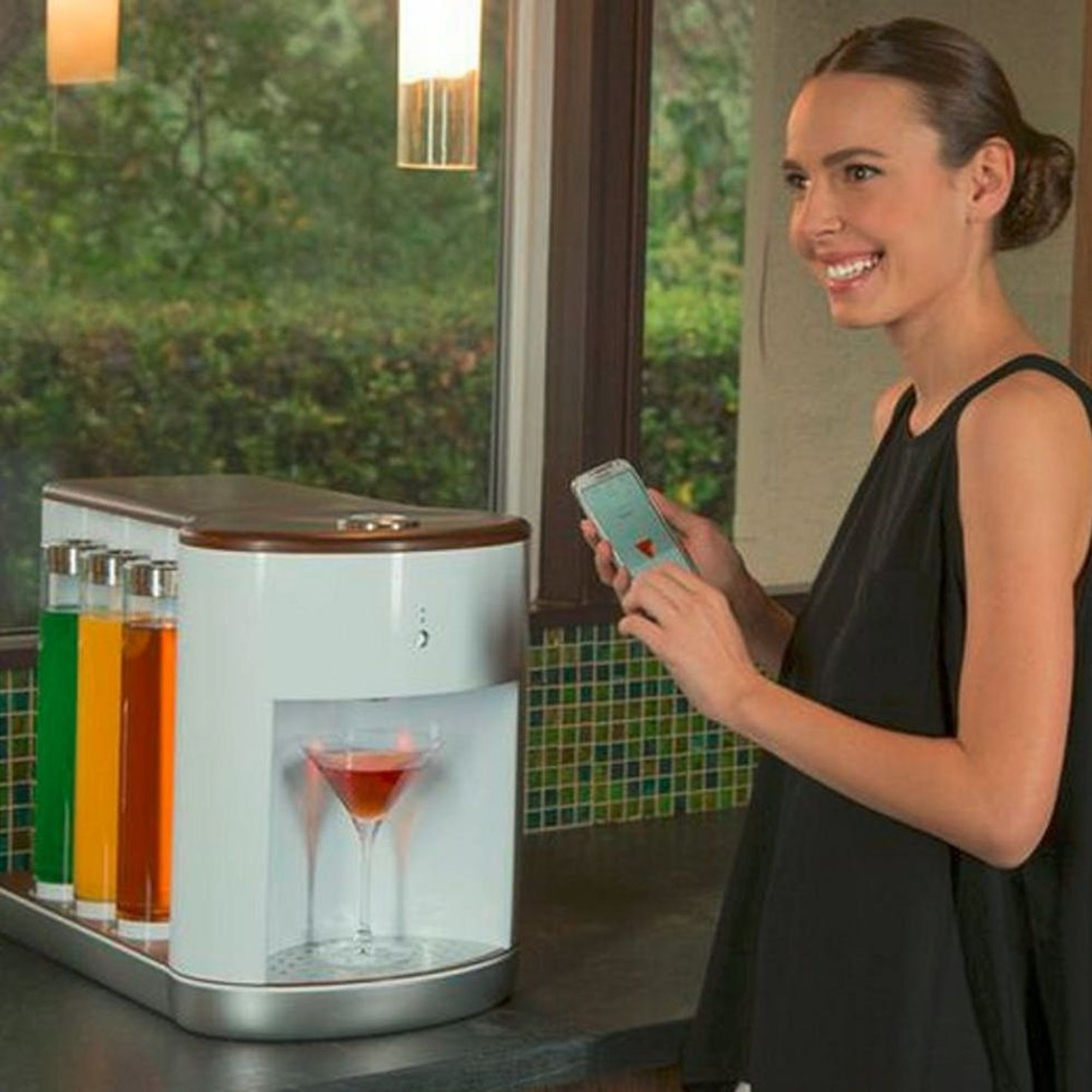 This New Gadget Is Basically a Keurig for Cocktails