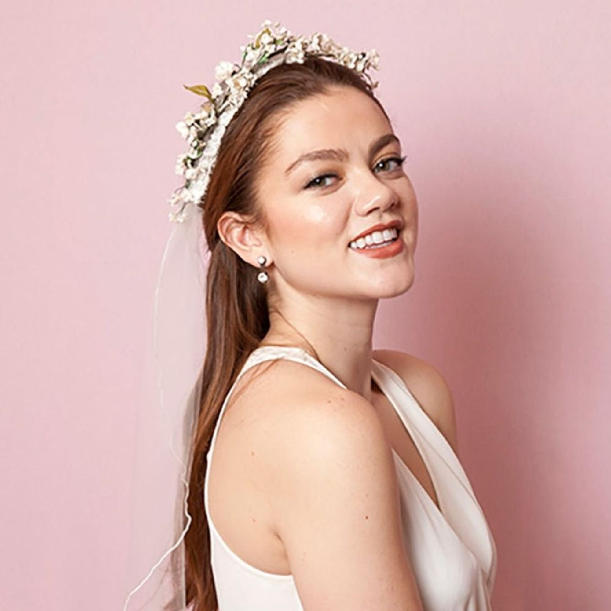 Need Bridal Hair Inspiration We Have You Covered: The Ultimate Hair Hack For The Boho Bride