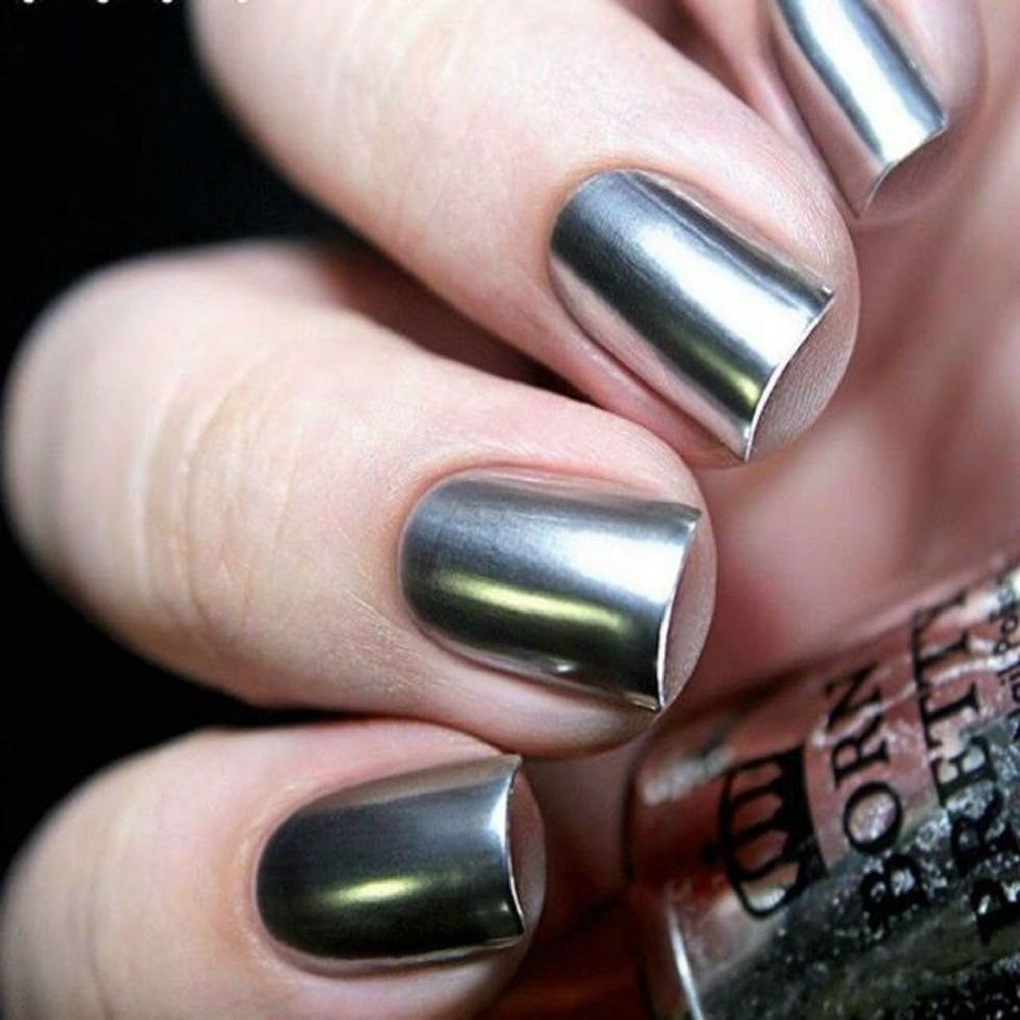 Ballet Slipper - Soft Pink Holographic Nail Polish by ILNP