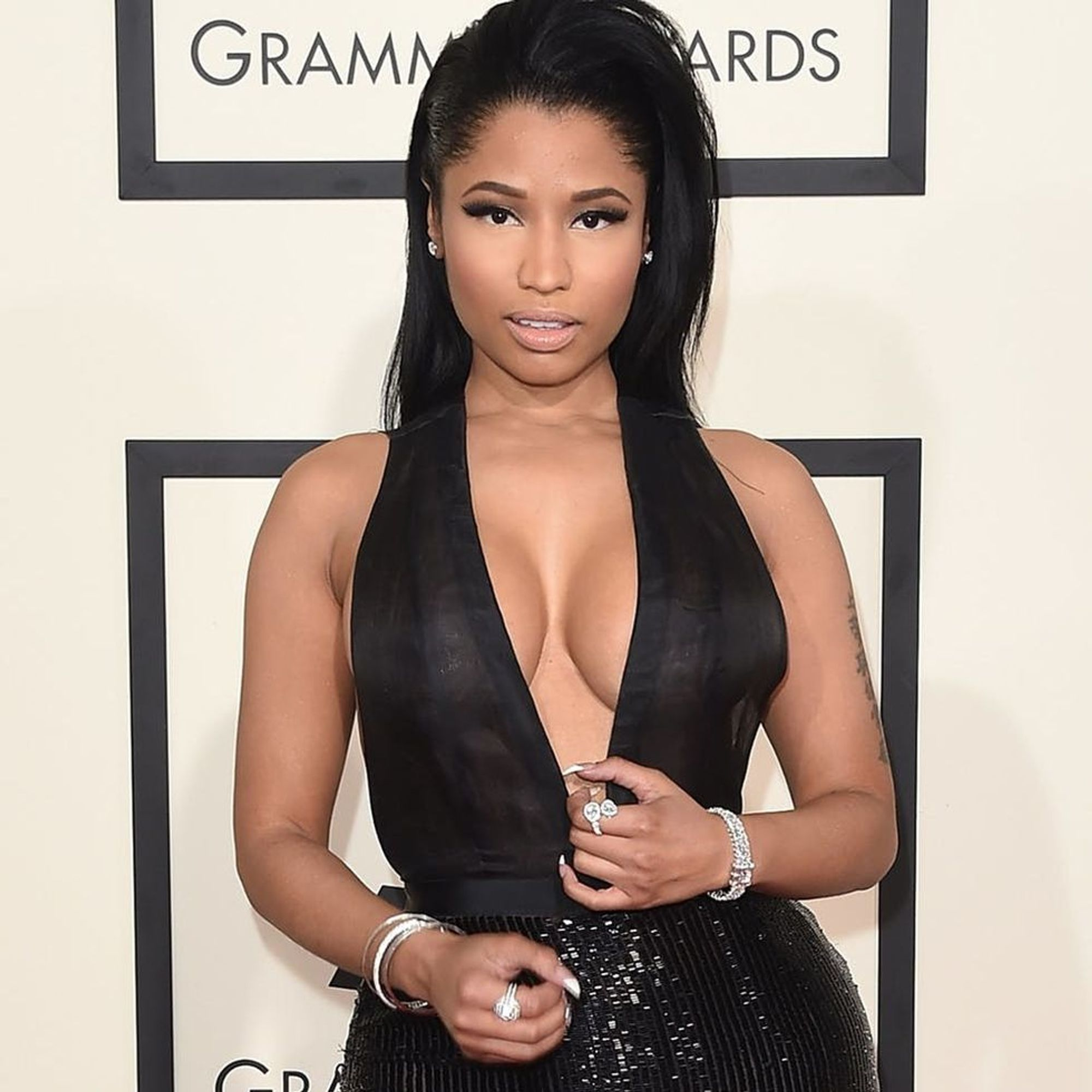 Nicki Minaj Just Proved You Can Wear THIS to a Wedding