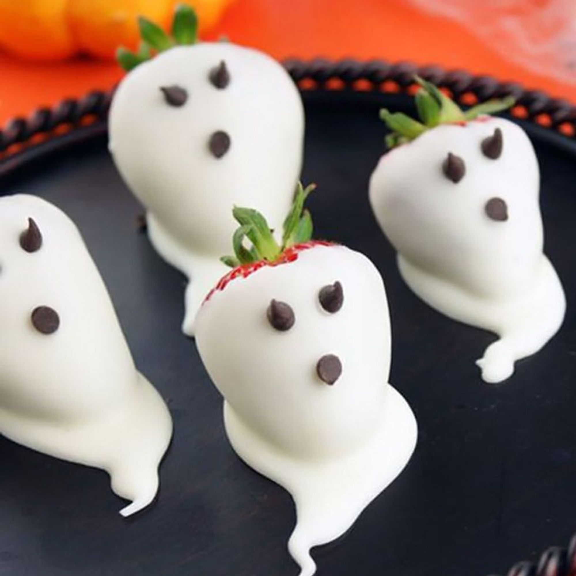 23 Last Minute And Easy Halloween Party Snacks Brit Co