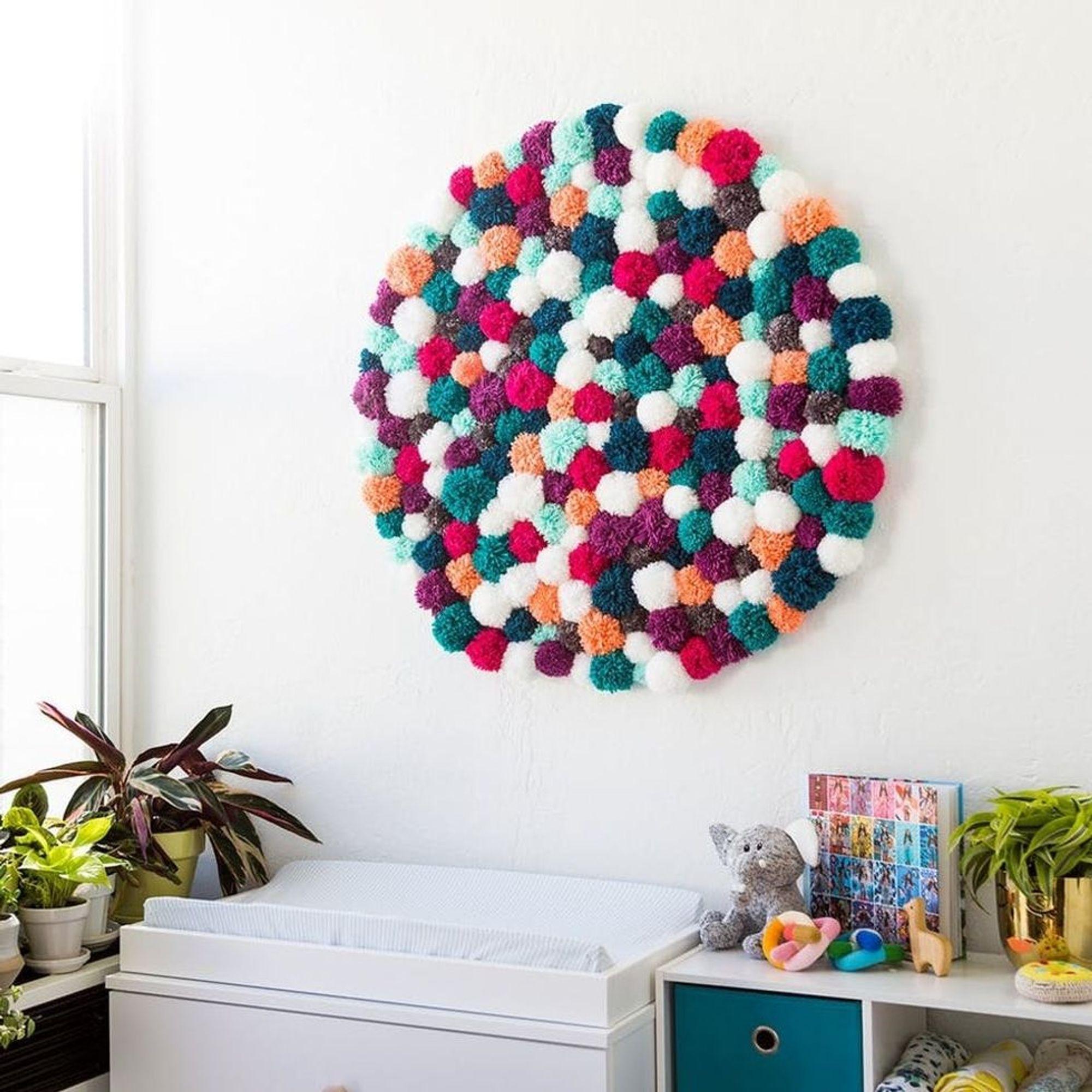 31 Ways to DIY a Dreamy Baby Room
