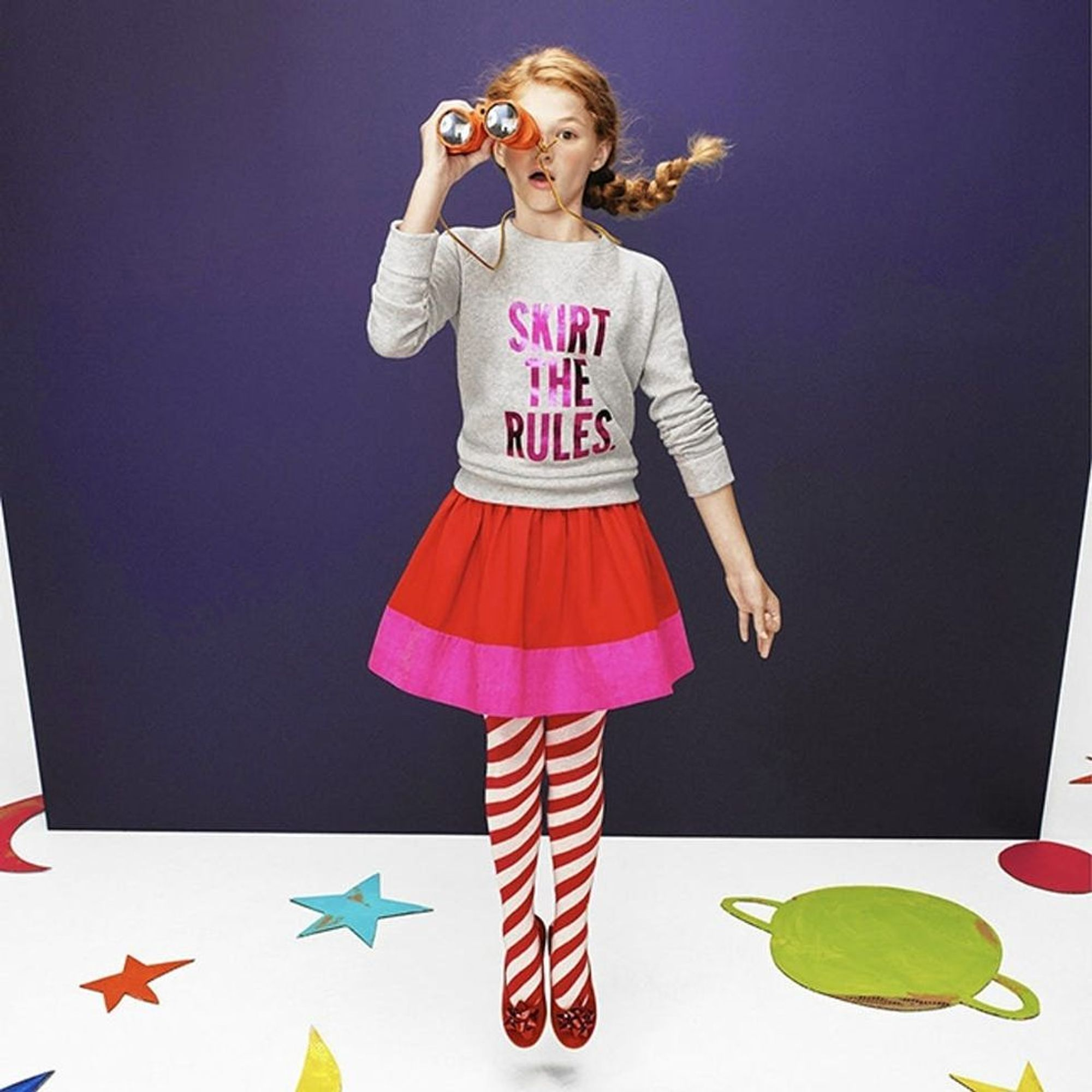 Kate Spade Wants To Take Over Your Kids Closet With Her