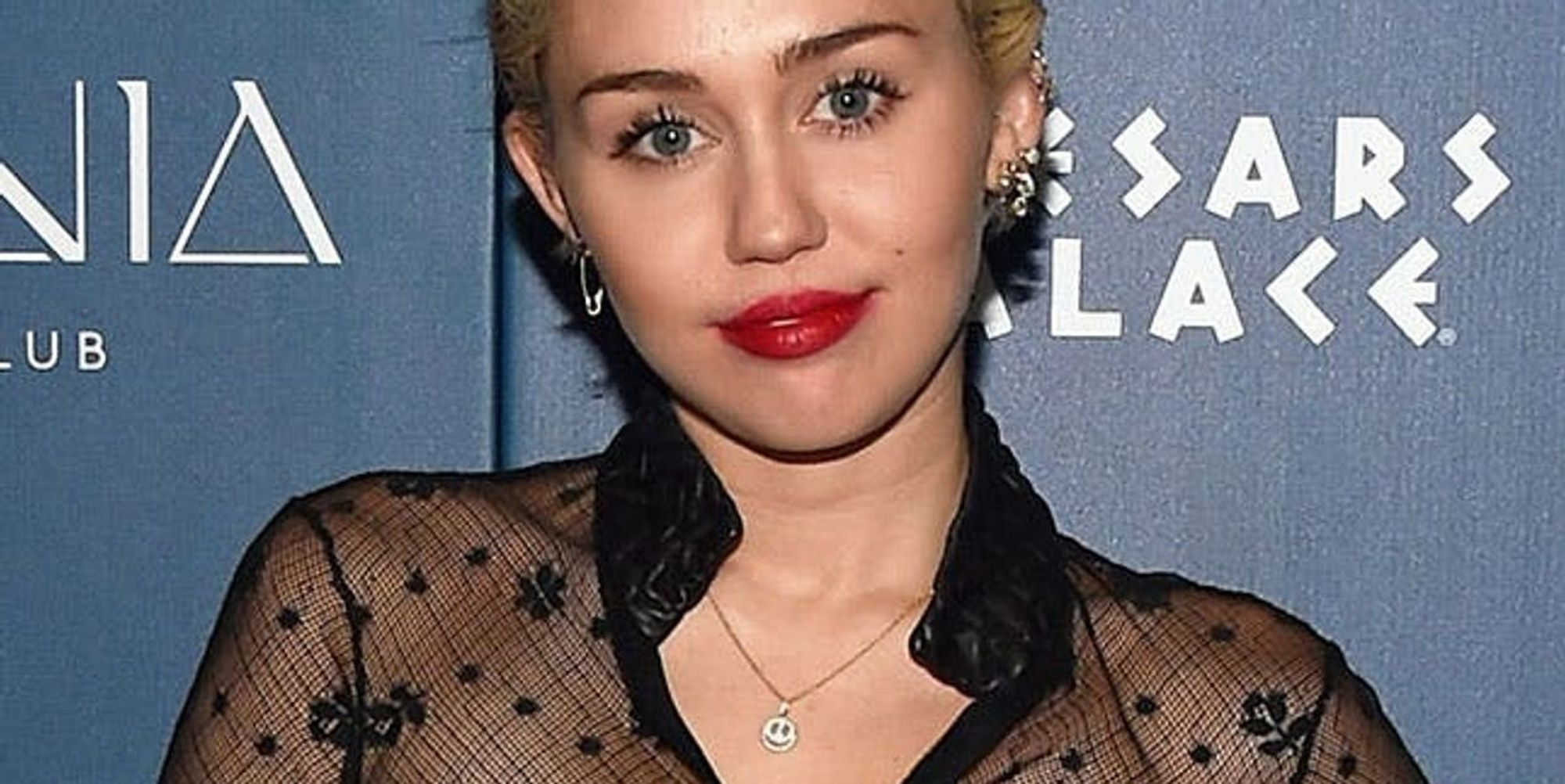 Miley Cyrus Has a Genius Hack for Covering Up Zits - Brit + Co