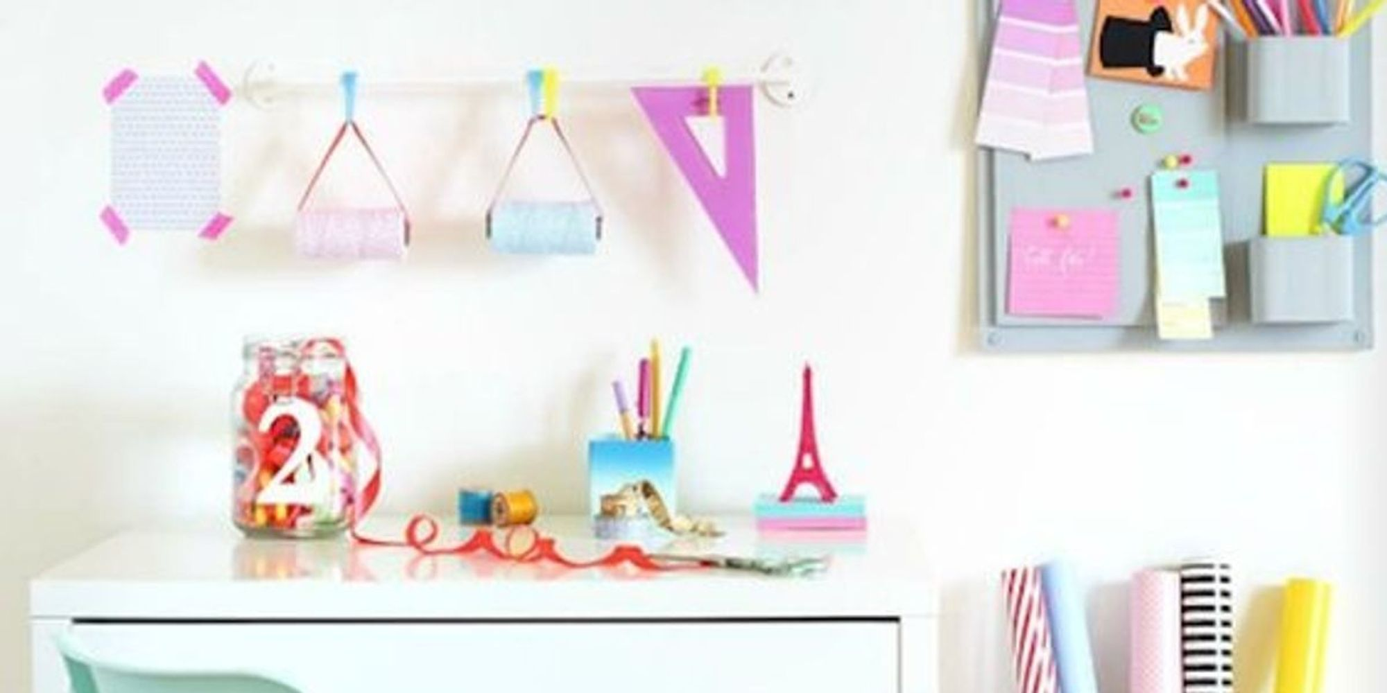 Pin This! 11 Beautiful DIY Bulletin Boards