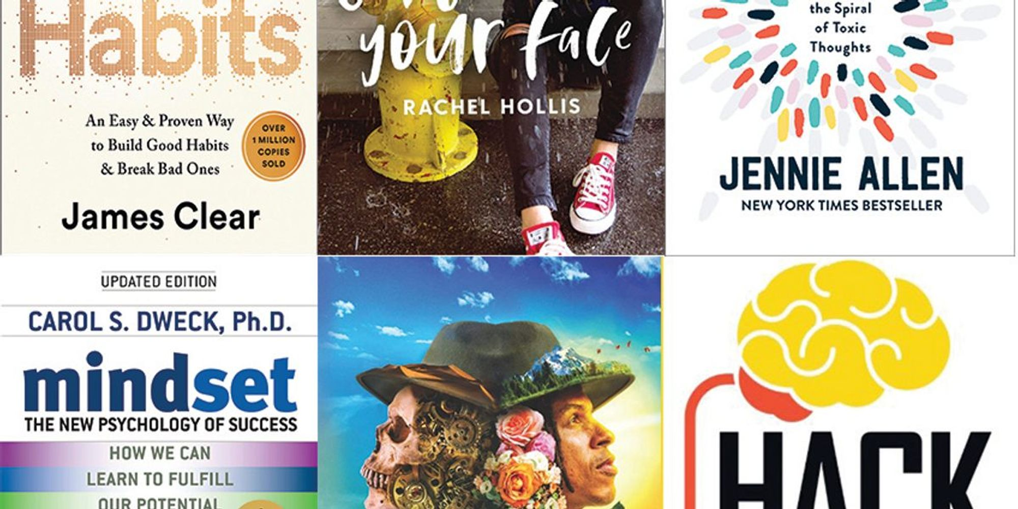 12 Books on Mindset to Motivate You to Do What You Love