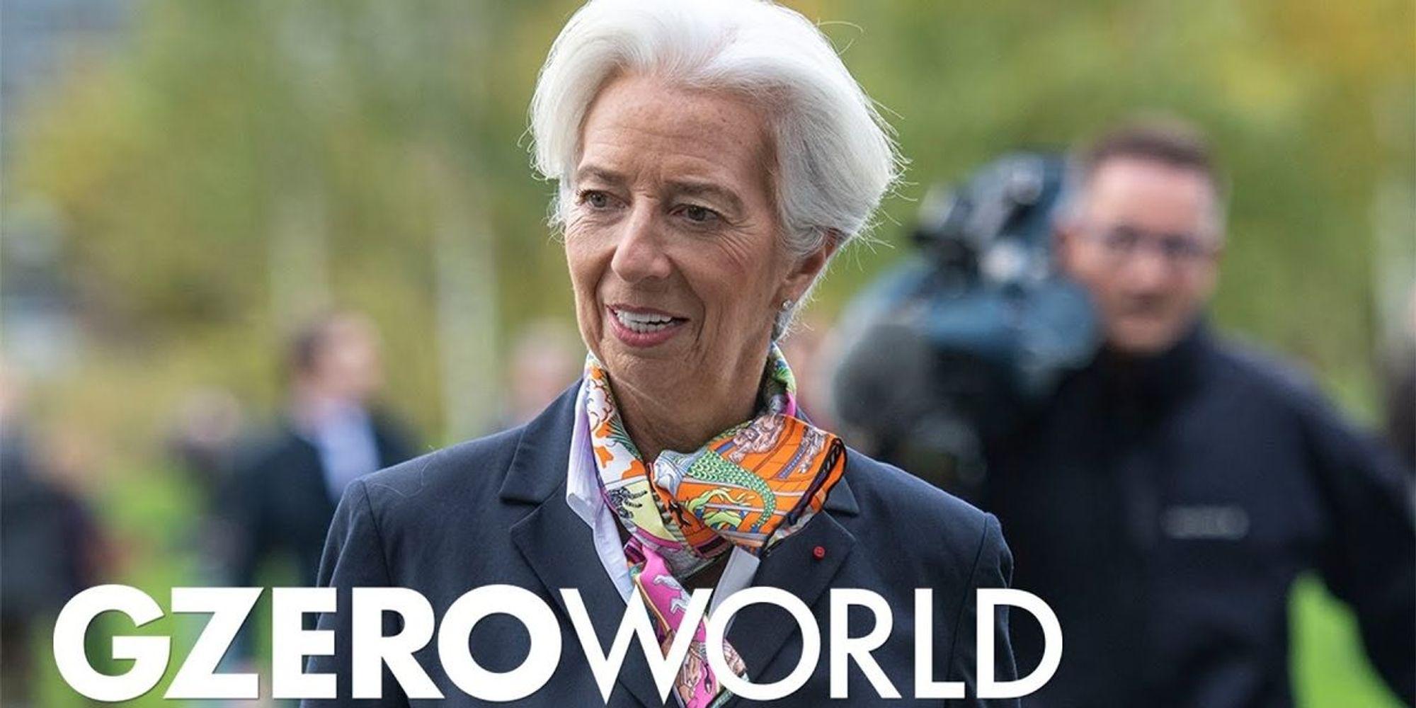 Christine Lagarde, Leading Europe's United Economic Pandemic Response