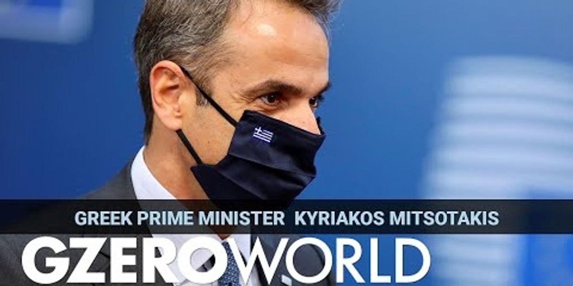 Greece's unlikely COVID success story: Greek PM Kyriakos Mitsotakis