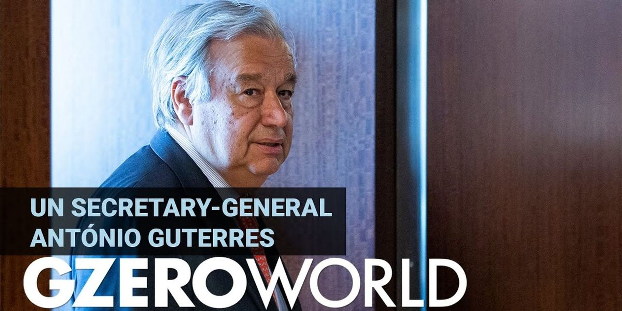 UN Secretary-General António Guterres: Why we still need the United Nations