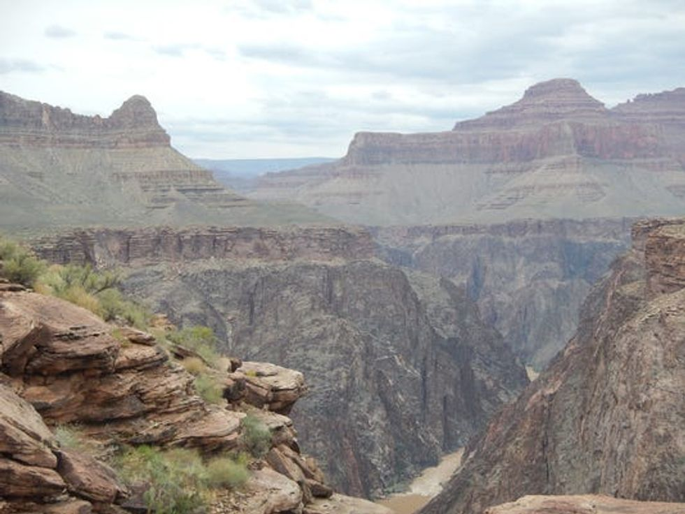 Air pollution in national parks equal to some big U.S. cities