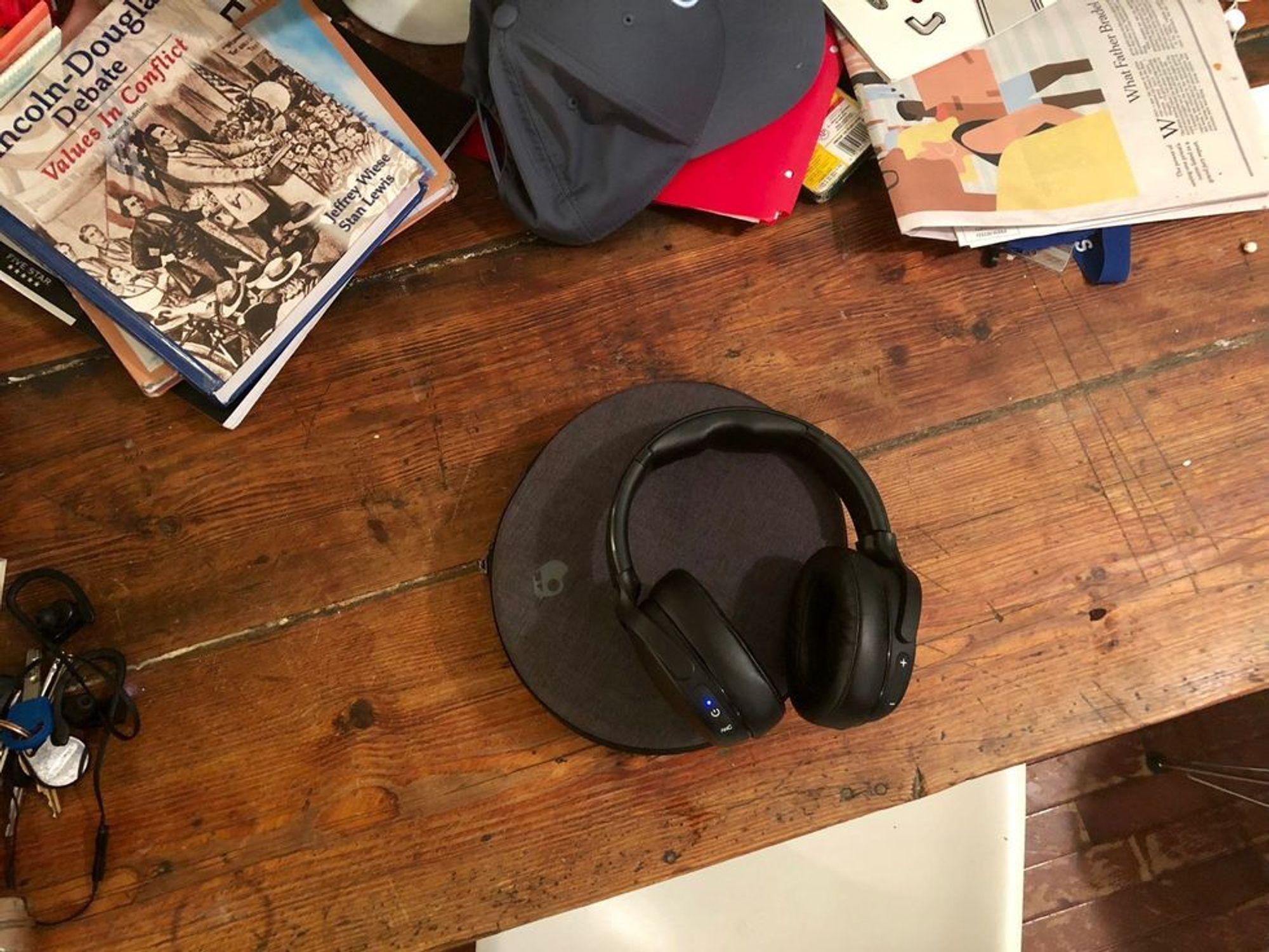 Skullcandy Venue wireless headphones review: High end