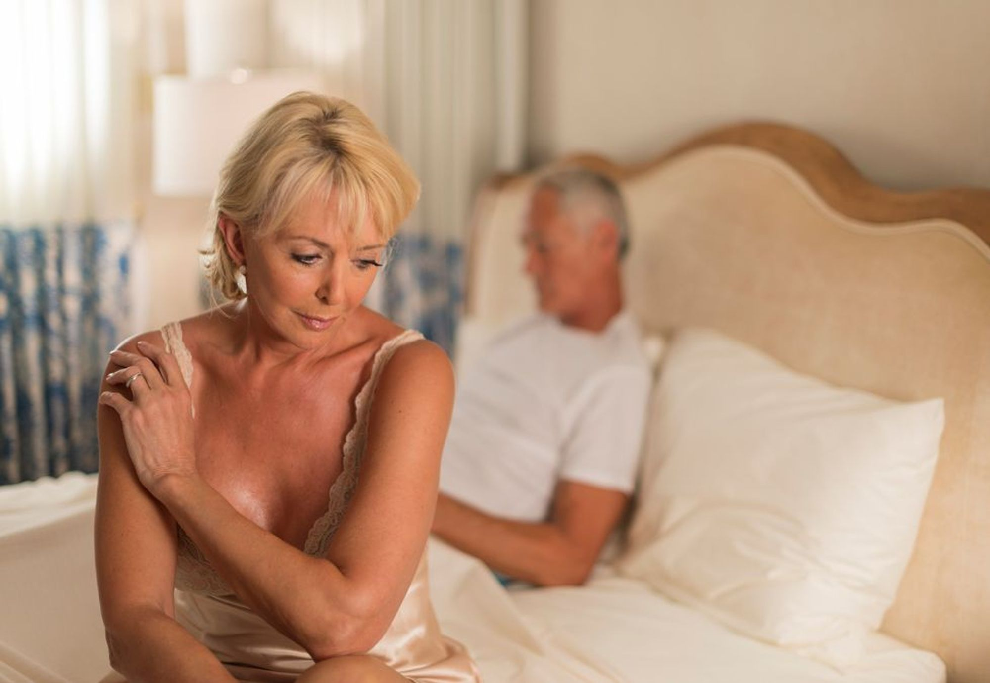 Painful Sex After 50 - Healthywomen-4346