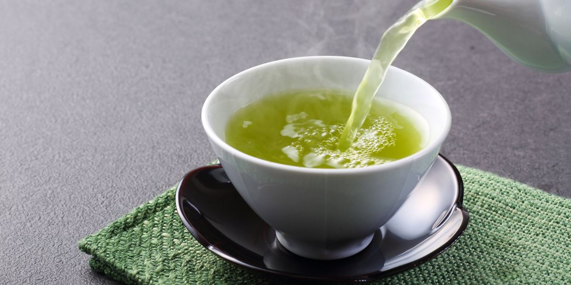 11 benefits of green tea you didn't know about - healthywomen