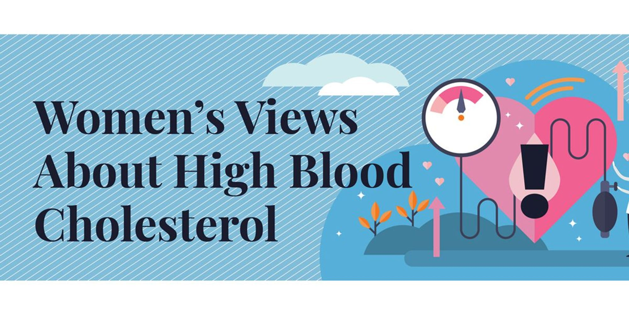 What Are Women's Views About High Blood Cholesterol?