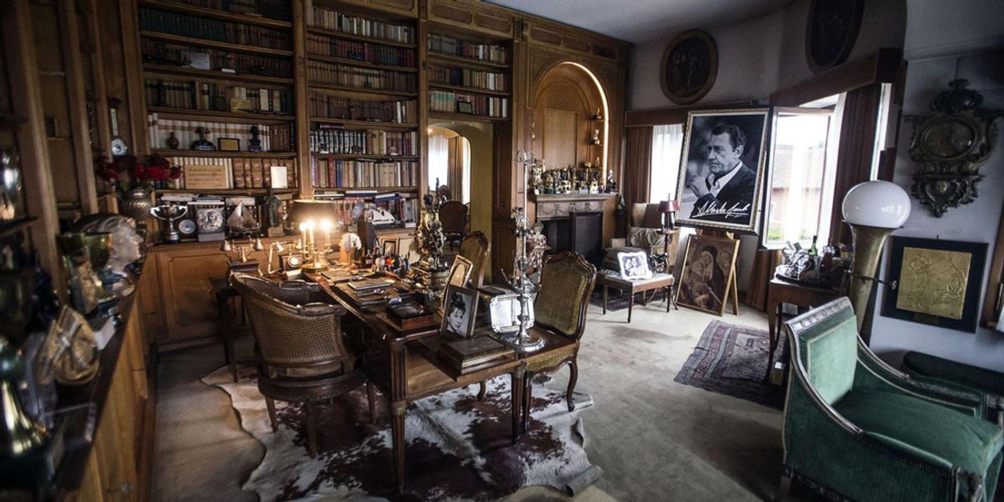 Alberto Sordi, la sua villa diventa museo - Foto - Panorama