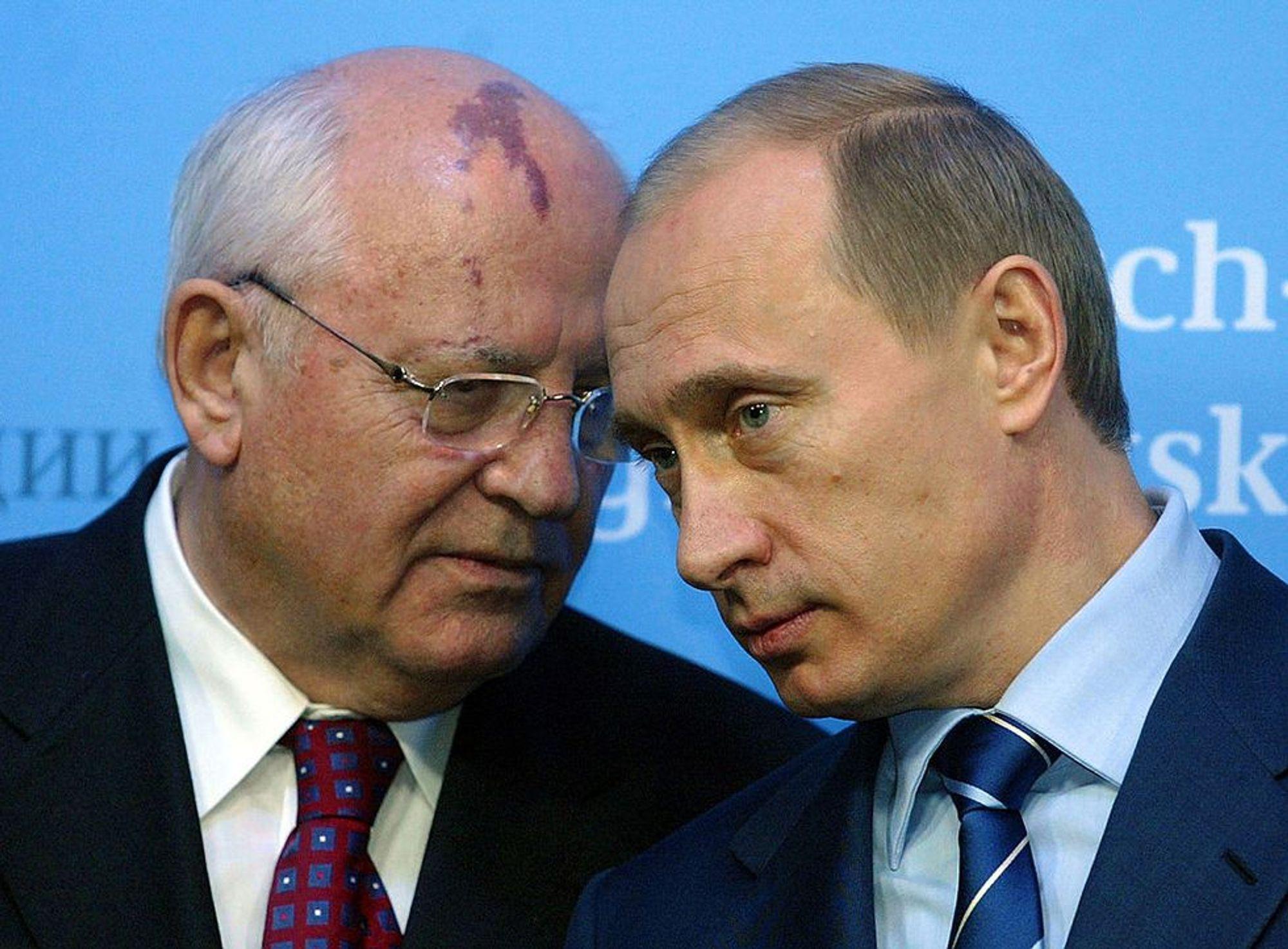 Putin, l'Urss e il tradimento di Eltsin: parla Gorbaciov - Panorama