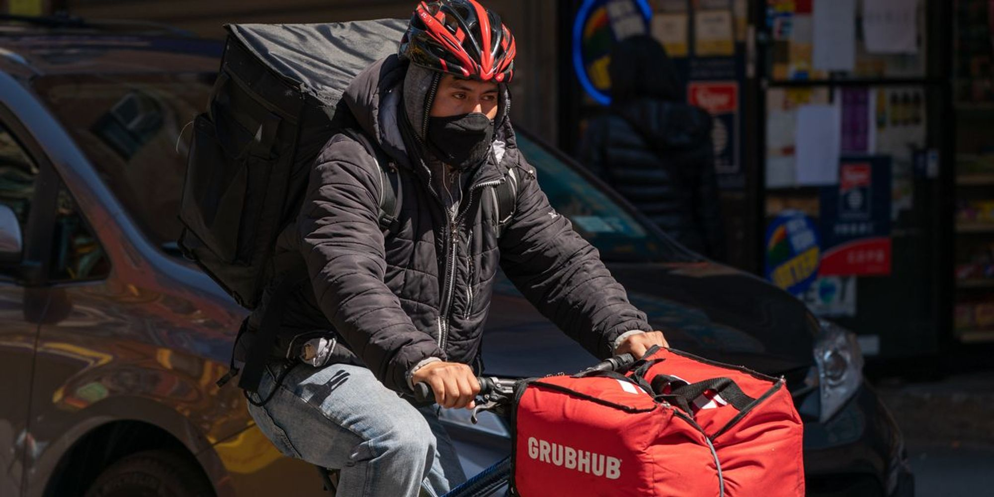 Delivery companies are fighting city commission caps. Does anybody win?