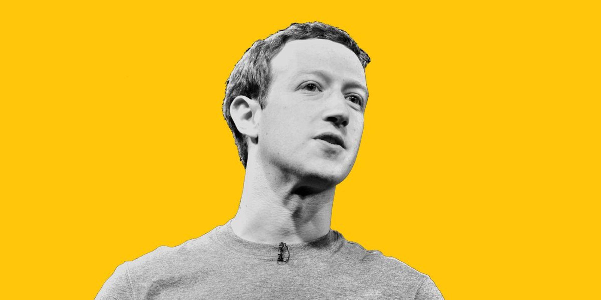 Facebook vs. Mark Zuckerberg