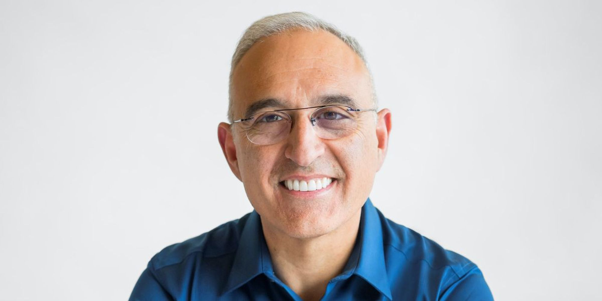 HPE's CEO Antonio Neri: Why cloud computing is like the Hotel California