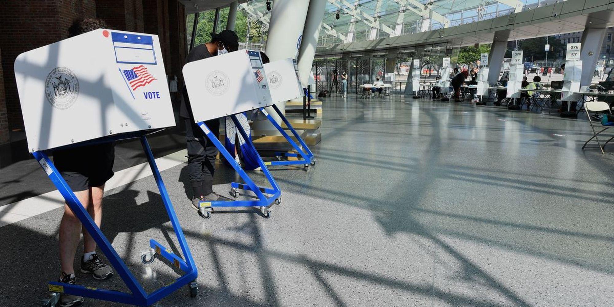 New York passes automatic voter registration